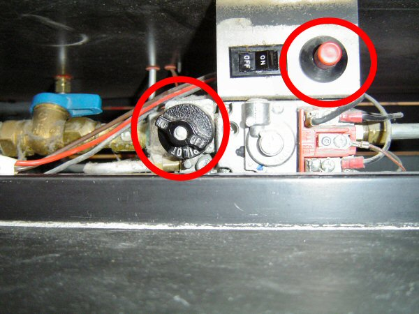 Fine Pilot Light Goes Out When I Release The Button Call Of Download Free Architecture Designs Photstoregrimeyleaguecom